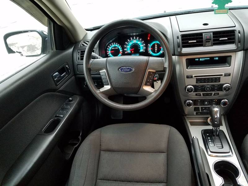 2010 Ford Fusion for sale at LATIN AMERICAN MOTORS in Grayson GA
