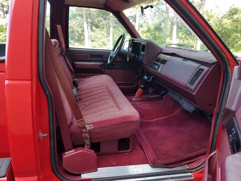 1988 GMC Sierra 1500 for sale at LATIN AMERICAN MOTORS in Grayson GA