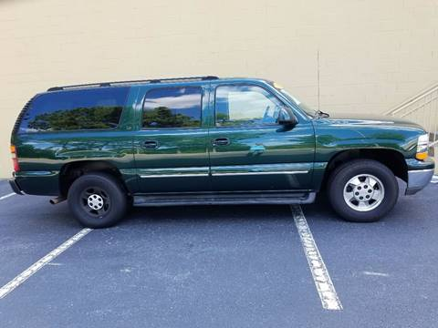 2003 Chevrolet Suburban for sale at LATIN AMERICAN MOTORS in Grayson GA