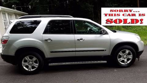 2009 GMC Acadia for sale at LATIN AMERICAN MOTORS in Grayson GA