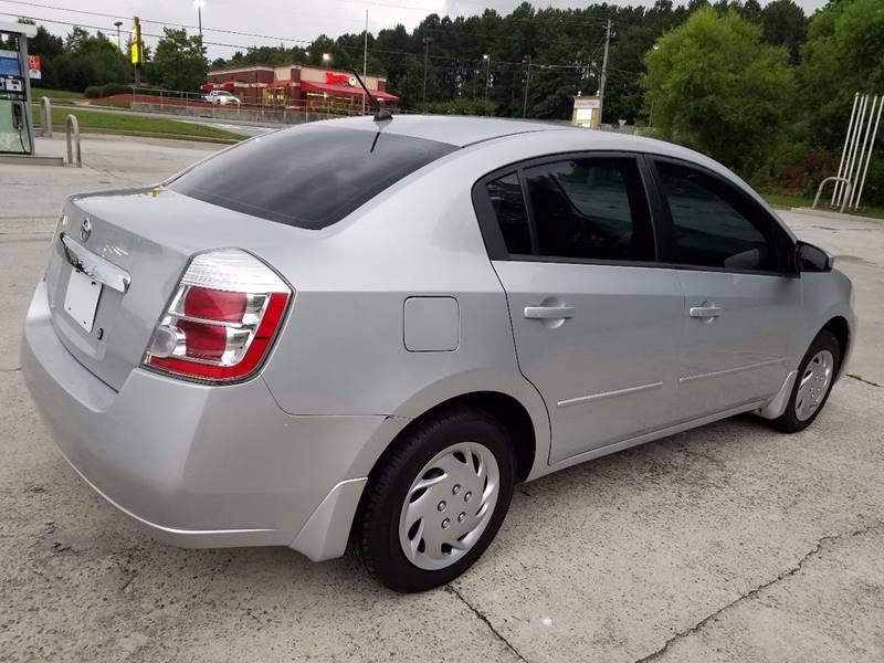 2011 Nissan Sentra for sale at LATIN AMERICAN MOTORS in Grayson GA