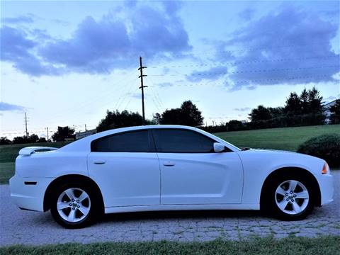 2011 Dodge Charger for sale at LATIN AMERICAN MOTORS in Grayson GA