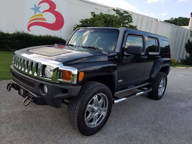 2007 HUMMER H3 for sale at LATIN AMERICAN MOTORS in Grayson GA