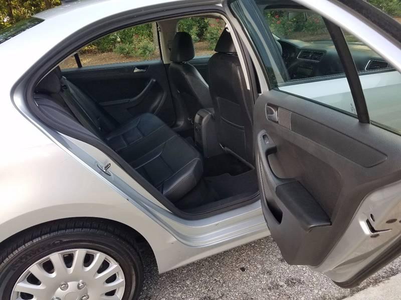 2014 Volkswagen Jetta for sale at LATIN AMERICAN MOTORS in Grayson GA