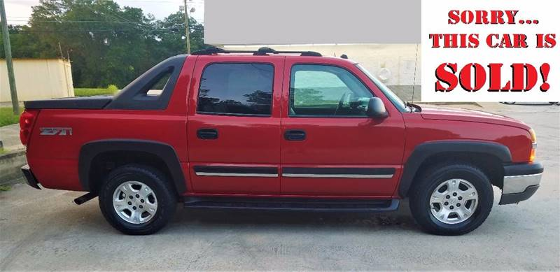 2004 Chevrolet Avalanche for sale at LATIN AMERICAN MOTORS in Grayson GA