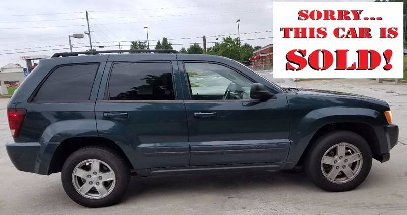2006 Jeep Grand Cherokee for sale at LATIN AMERICAN MOTORS in Grayson GA