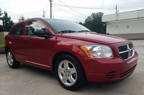 2009 Dodge Caliber for sale at LATIN AMERICAN MOTORS in Grayson GA