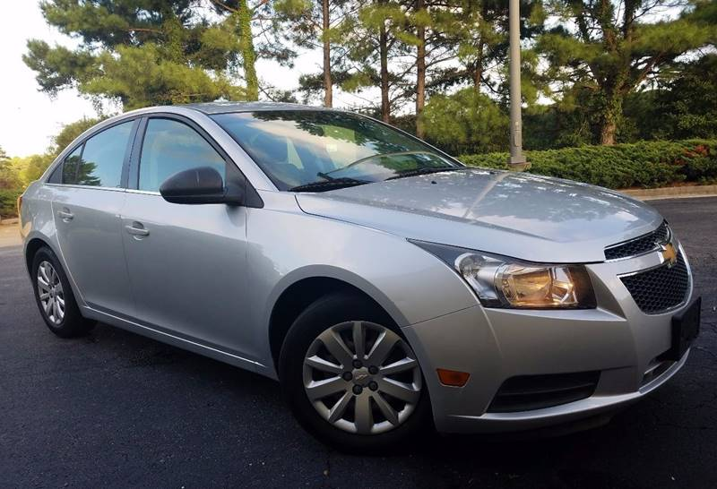 2011 Chevrolet Cruze for sale at LATIN AMERICAN MOTORS in Grayson GA