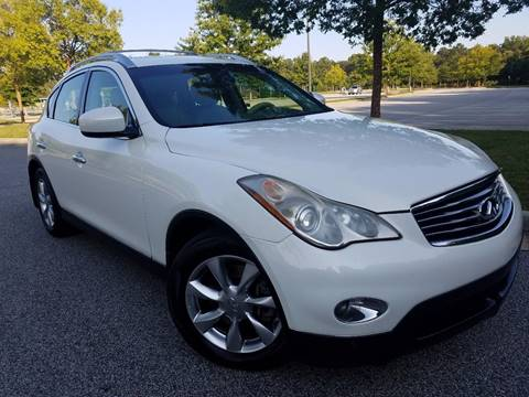 2008 Infiniti EX35 for sale at LATIN AMERICAN MOTORS in Grayson GA