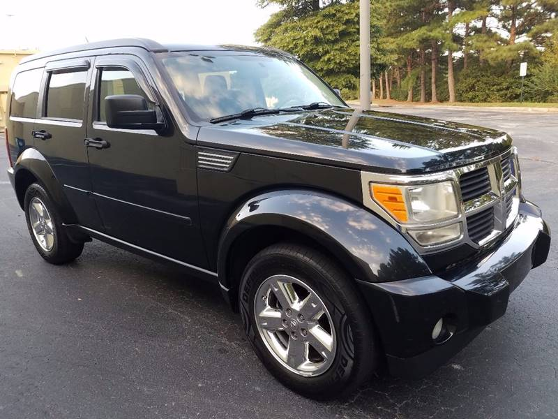 2008 Dodge Nitro for sale at LATIN AMERICAN MOTORS in Grayson GA