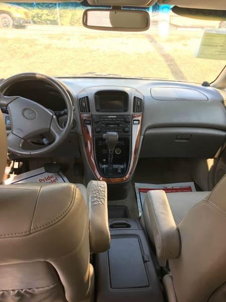 2000 Lexus RX 300 for sale at LATIN AMERICAN MOTORS in Grayson GA
