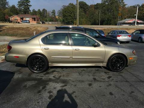 2004 Infiniti I35 for sale at LATIN AMERICAN MOTORS in Grayson GA