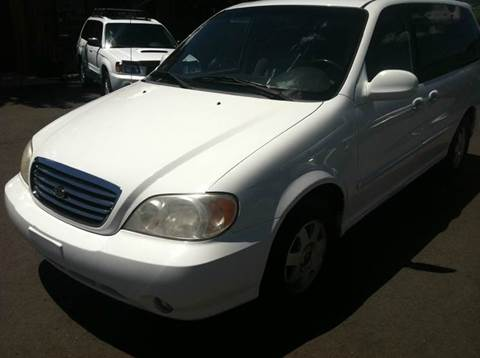 2002 Kia Sedona for sale at De Kam Auto Brokers in Colorado Springs CO