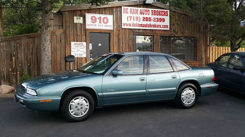 1996 Buick Regal for sale at De Kam Auto Brokers in Colorado Springs CO