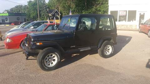 1993 Jeep Wrangler for sale in Colorado Springs, CO
