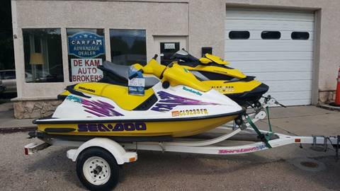2009 Sea-Doo BRP for sale in Colorado Springs, CO