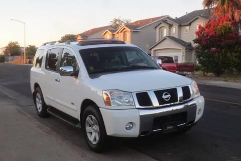 2006 Nissan Armada for sale in Sacramento, CA