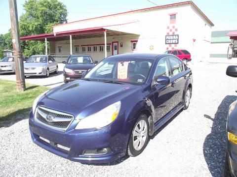 2011 Subaru Legacy for sale in Richfield, PA