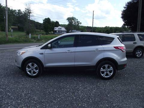 2013 Ford Escape for sale at Country Truck and Car Lot II - Regular Inventory in Richfield PA