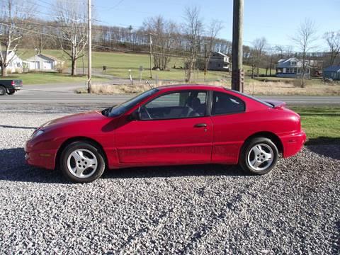 2003 Pontiac Sunfire for sale in Richfield, PA