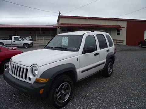 2005 Jeep Liberty for sale in Richfield, PA