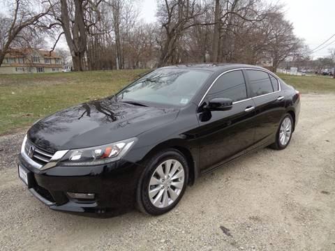 2015 Honda Accord For Sale In Elgin, IL