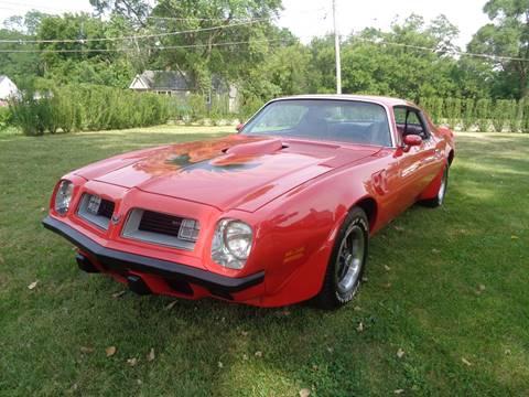 1975 Pontiac Firebird for sale in Elgin, IL