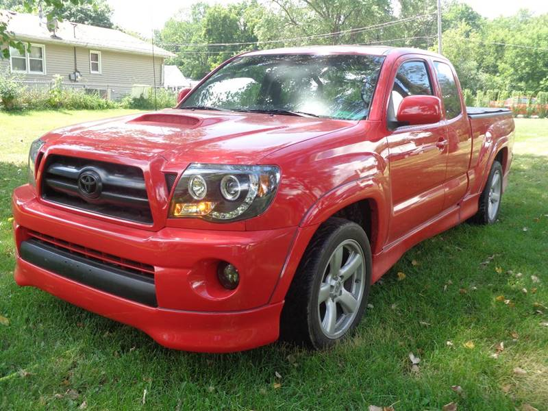 2006 Toyota Tacoma X Runner V6 4dr Access Cab Sb In Elgin Il