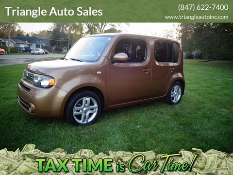 2012 Nissan cube for sale in Elgin, IL