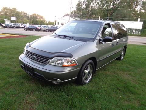 2002 Ford Windstar for sale in Elgin, IL