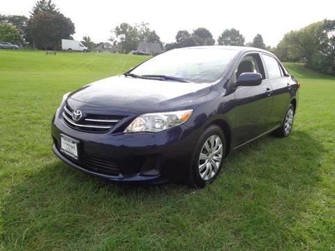 2013 Toyota Corolla for sale in Elgin, IL