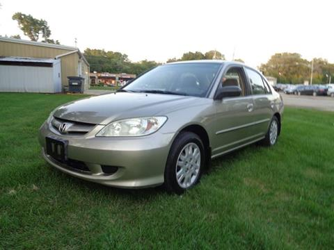 2004 Honda Civic for sale in Elgin, IL