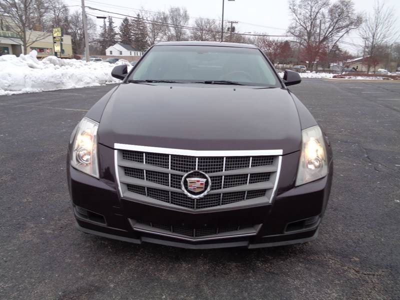 2009 Cadillac Cts Awd 3 6l V6 4dr Sedan W 1sa In Elgin Il