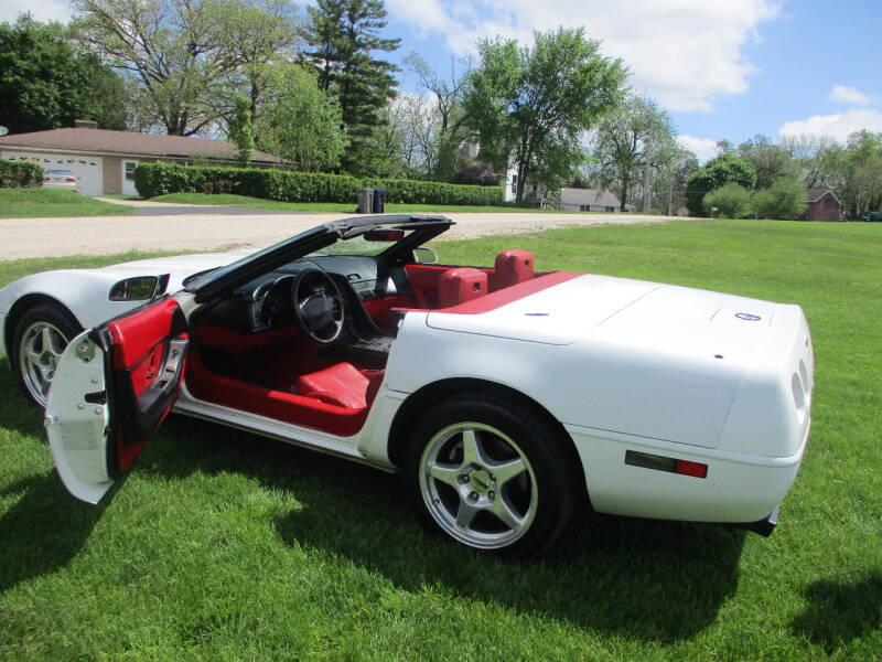 1991 Chevrolet Corvette 2dr Convertible - Elgin IL