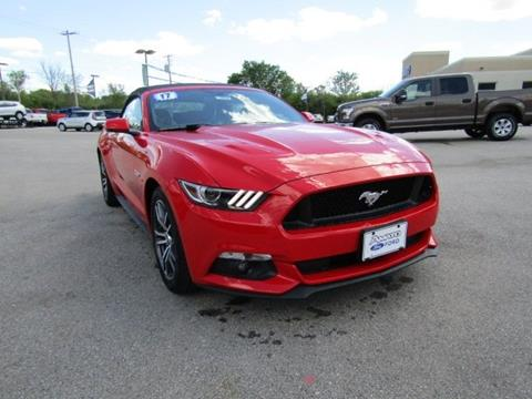2017 Ford Mustang for sale in Mukwonago, WI
