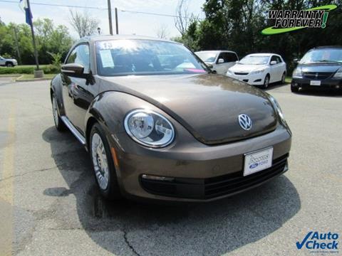 2013 Volkswagen Beetle for sale in Mukwonago, WI
