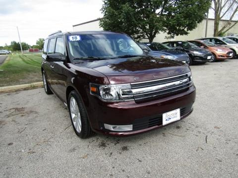 2018 Ford Flex for sale in Mukwonago, WI