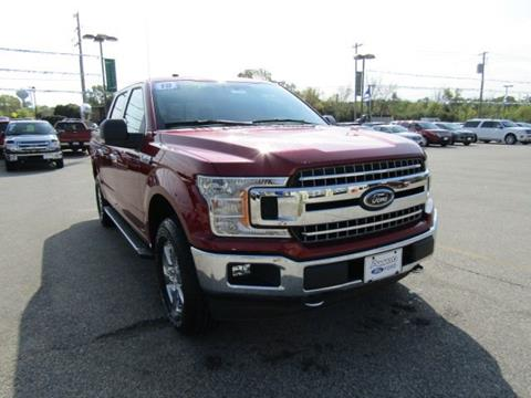 2018 Ford F-150 for sale in Mukwonago, WI