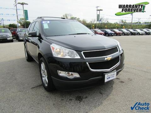 2012 Chevrolet Traverse for sale in Mukwonago, WI