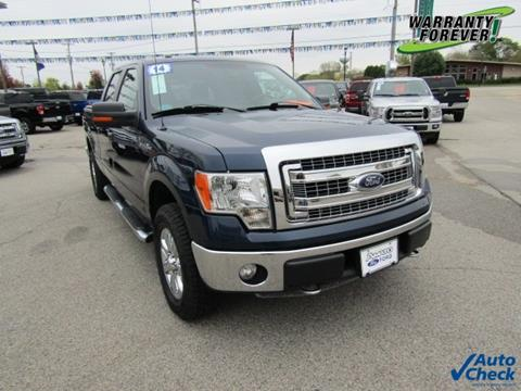 2014 Ford F-150 for sale in Mukwonago, WI