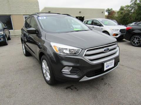 2018 Ford Escape for sale in Mukwonago, WI