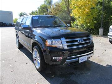2017 Ford Expedition EL for sale in Mukwonago, WI