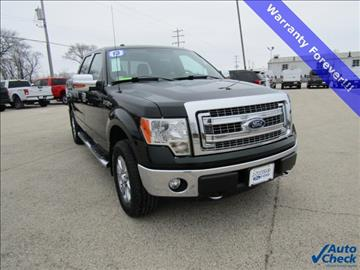 2013 Ford F-150 for sale in Mukwonago, WI