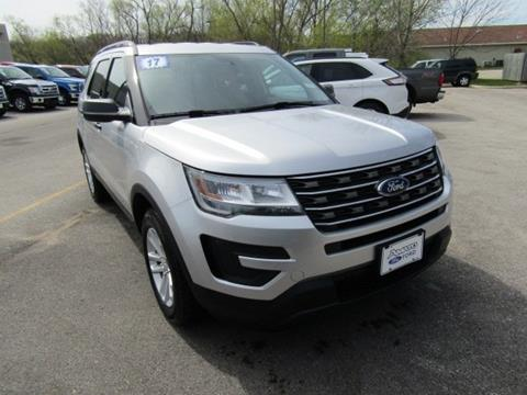2017 Ford Explorer for sale in Mukwonago, WI