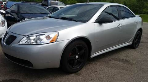 2009 Pontiac G6 for sale in Miamisburg, OH