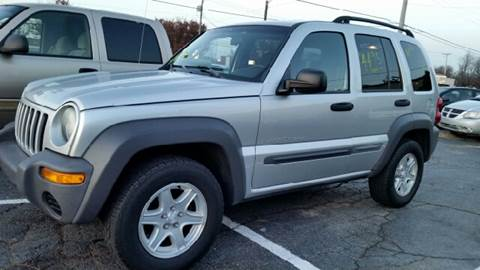 2003 Jeep Liberty for sale in Miamisburg, OH