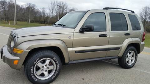 2005 Jeep Liberty for sale in Miamisburg, OH