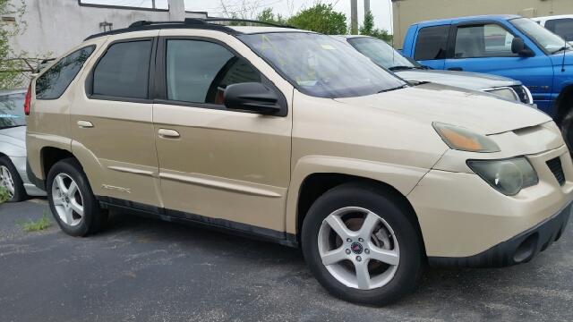 2004 Pontiac Aztek