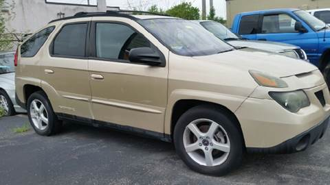 2004 Pontiac Aztek for sale in Miamisburg, OH