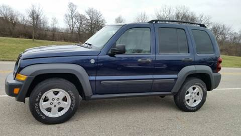 2007 Jeep Liberty for sale in Miamisburg, OH